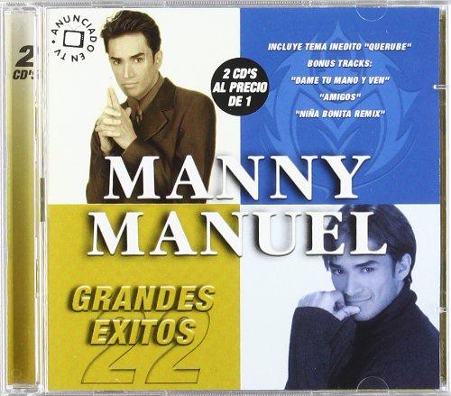 22 Grandes Exitos Manny Manuel