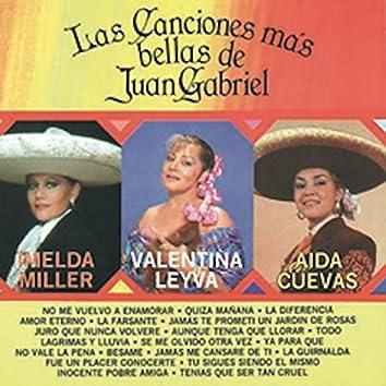 Las Canciones Mas Bellas de Juan Gabriel