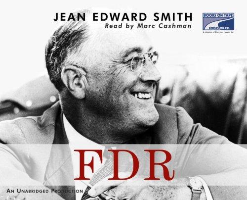 『FDR』のカバーアート