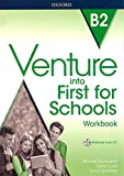 Venture Into First Workbook without key (Spanish Edition)