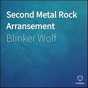 Second Metal Rock Arransement