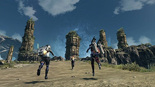 XenobladeX(ゼノブレイドクロス)-WiiU