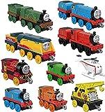 Thomas & Friends TrackMaster, Sodor Steamies