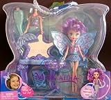 Barbie Fairytopia Mermadia Seabutterfly Doll & Playset - Blue & Purple (2005