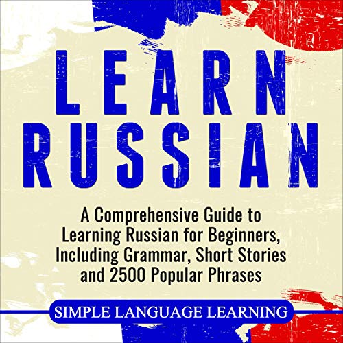 Learn Russian cover art
