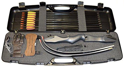 Bogenset Einsteigerset Recurvebogen Ragim Matrix Evo mit Koffer