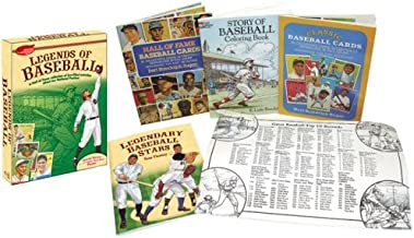 Legends of Baseball Discovery Kit (Dover Discovery Kit)