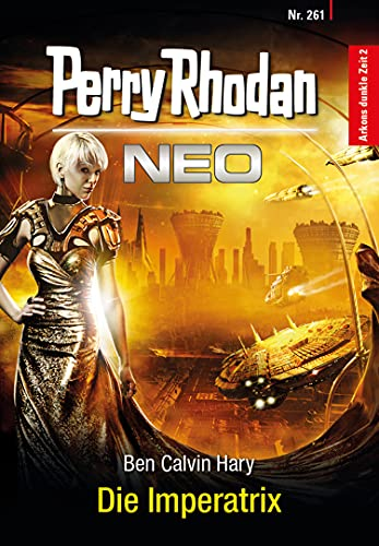 Perry Rhodan Neo 261: Die Imperatrix
