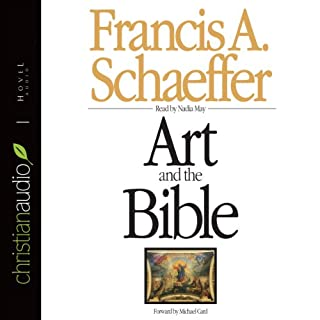 Art and the Bible audiobook cover art