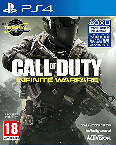 Call of Duty : Infinite Warfare - PlayStation 4 [Edizione: Francia]