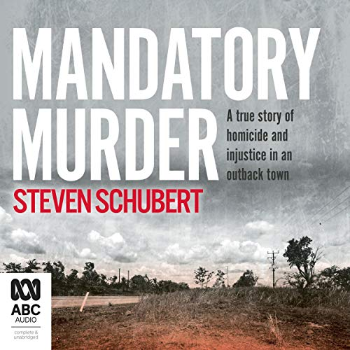 Mandatory Murder audiobook cover art