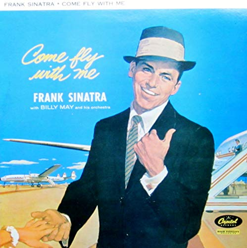 Come fly with me (1958, RI#2600951) [VINYL]