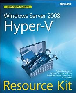 Windows Server 2008 Hyper-V Resource Kit