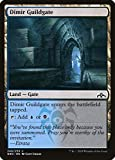 Magic : The Gathering MTG - Dimir Guildgate - Cancello Della Gilda Dimir - Guilds of Ravnica GRN 246/273 Foil Italiano(Italian)