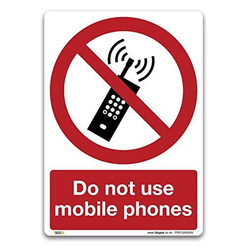 1/x no Bicycles/ /la salute e la sicurezza attenzione divieto segno sticker