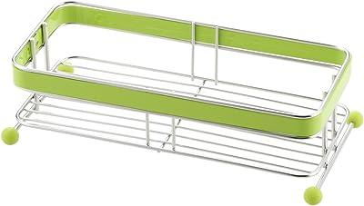 シンプルバスラック グリーン 1305240