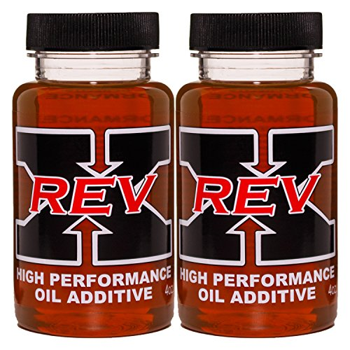 REV X Stiction Fix Oil Treatment - Two 4 fl. oz. Bottles