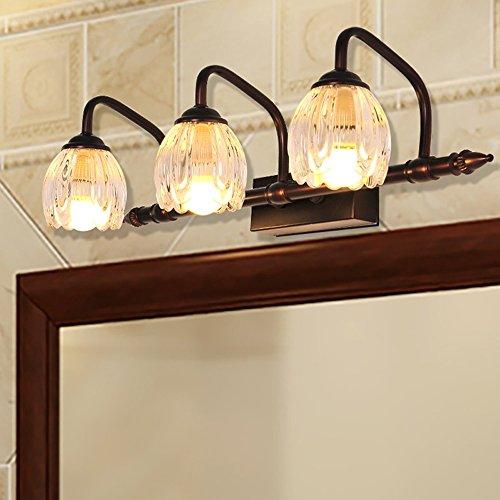 WWWWW Retro spiegel LED badkamer decoratie wc plafondlamp