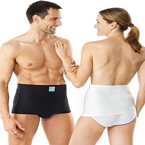 Medima Classic T.A.B. Thermo Active Body,15 % Angora, weiß - Größe M