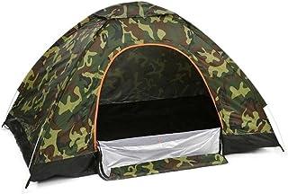 1~2 personer automatisk pop up utomhus familj campingtält lätt öppna läger tält ultralätt omedelbar skugga bärbar gratis k...