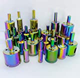 Diamond Hole Saws for Jewelry Ring Making (25 Pieces)