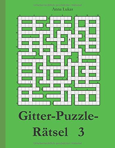 Gitter-Puzzle-Rätsel 3