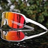 Gafas De Sol Gafas De Ciclismo De Bicicleta De Montaña Gafas De Ciclismo para Deportes Al Aire Libre Uv400 Gafas De Sol De Ciclismo para Hombres Gafas Unisex Sc2