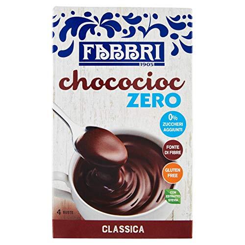 Fabbri Chococioc Zero 100g - [confezione da 4]
