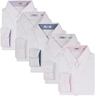 [アトリエサンロクゴ] 【福袋】 シャツ5点セット シャツ ブラウス オフィス ホワイト 白 レディース at-lucky-lady-wh-5set