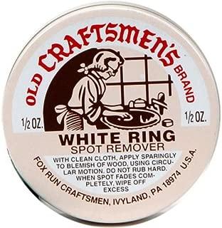 White Ring Spot Remover