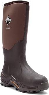 Muck Wetland Rubber Premium Mens Field Boots