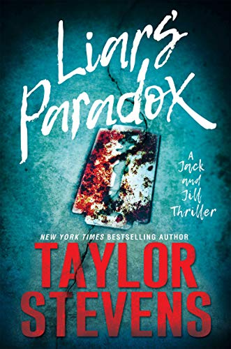 Image of Liars' Paradox (A Jack and Jill Thriller)