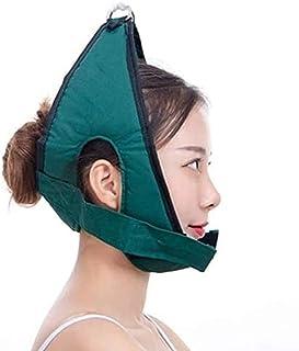 Medical Cervical Fixation Band,Adjustable Pillow Fastening Strap Unit for Neck Shoulder Brace Head Pain Relief Home