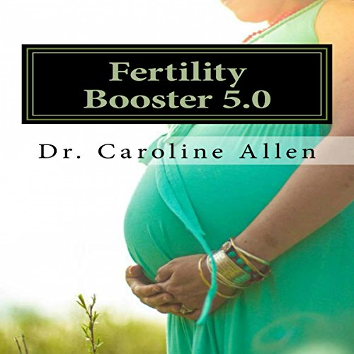 Fertility Booster 5.0 audiobook cover art