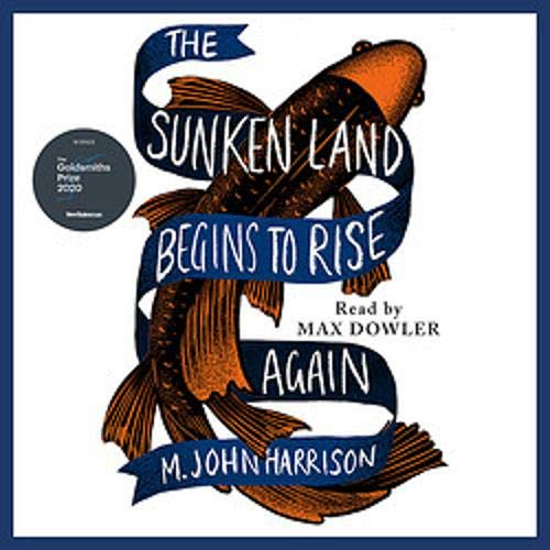 The Sunken Land Begins to Rise Again cover art
