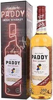 Paddy Old Irish mit Tinbox Whisky 1 x 0.7 l