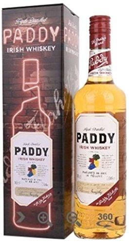 Paddy Old Irish mit Tinbox  Whisky (1 x 0.7 l)