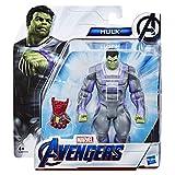 Hulk esce in azione per Avengers: Endgame Ispirato all'universo cinematografico Marvel Hulk spacca Un universo di eroi (e nemici) Cerca anche gli altri giocattoli Marvel Avengers