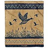 Filson Ducks Unlimited Waterfowl Blanket
