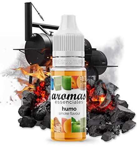 Essenciales - Aroma de Humo concentrado - 10 ml