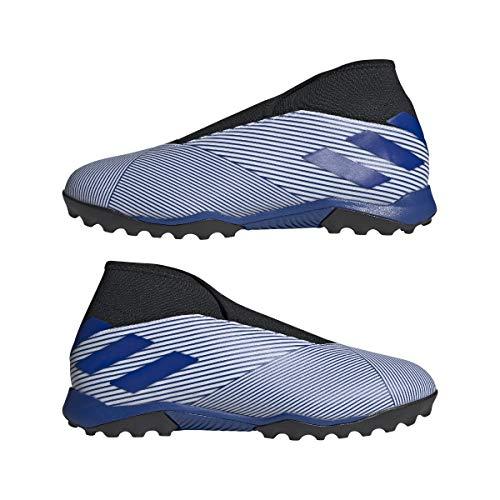 Adidas Nemeziz 19.3 LL TF, Zapatillas Deportivas Fútbol Hombre, Azul (FTWR White/Team Royal Blue/Core Black)