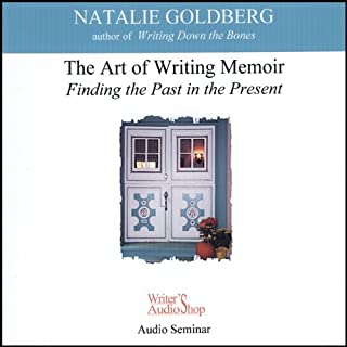 The Art of Writing Memoir audiobook cover art