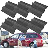Broadsheet 6 Pack Nano Sparkle Cloth for Car Scratches, Nano Magic Cloth Car Scratch Remover Cloth, Easily Repair Light and Small Paint Scratches and Water Spots Surface Polishing for Cars