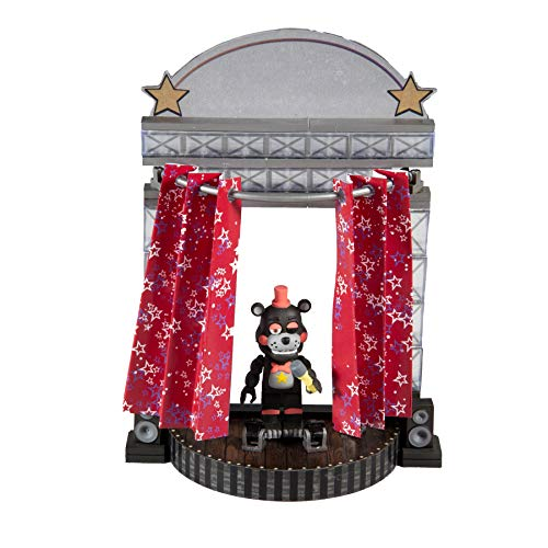 McFarlane Toys Five Nights at Freddy's Star Curtain Stage Small...