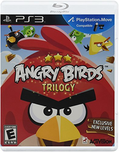 Activision Angry Birds Trilogy - Juego