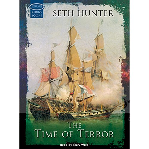 The Time of Terror audiobook cover art