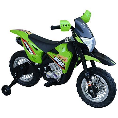 HOMCOM Elektro-Motorrad Bild