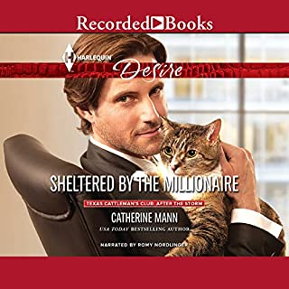 Sheltered by the Millionaire cover art