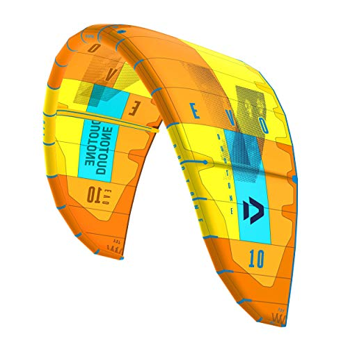 DuoTone Evo Kite 2019-Orange-13,0