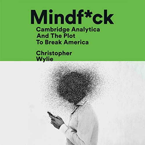 Mindf*ck audiobook cover art